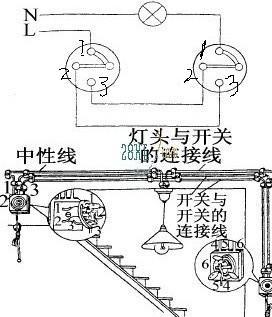 电工培训-双控开关接线控制技术