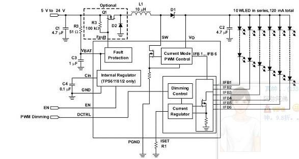 一周的液晶显示器维修实习时间让我学到了很多新技术,对电路的认识也