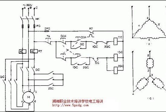 电工培训-电动机控制电路